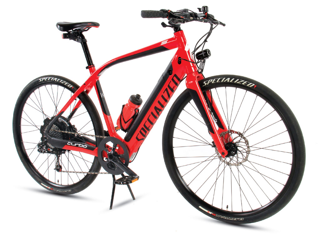 Specialized Turbo: this one is all about speed...and style ...
