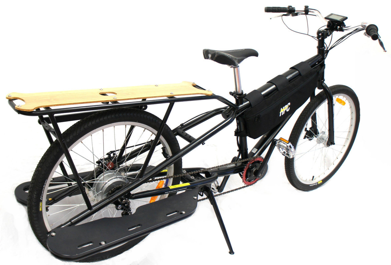 3199 e hog cargo bike electric bike action. Black Bedroom Furniture Sets. Home Design Ideas