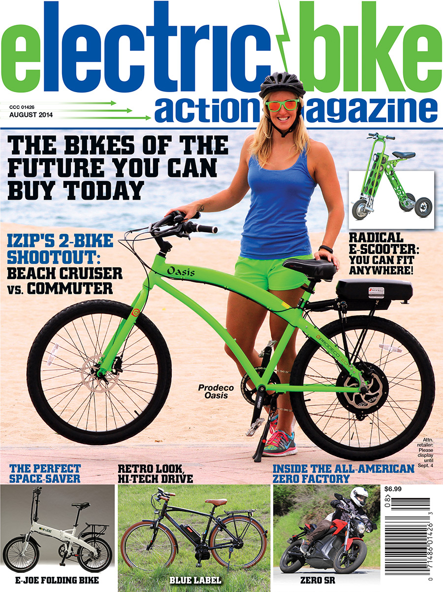 On The Cover Jessica Nauta Enjoys A Seaside Moment With Her Prodeco Cruiser Joining