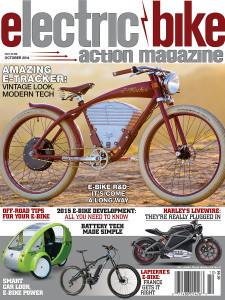 October 2014 Electric Bike Action