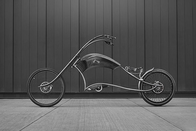 Ono Archont hand-built electric bicycleOno Archont hand-built electric bicycle