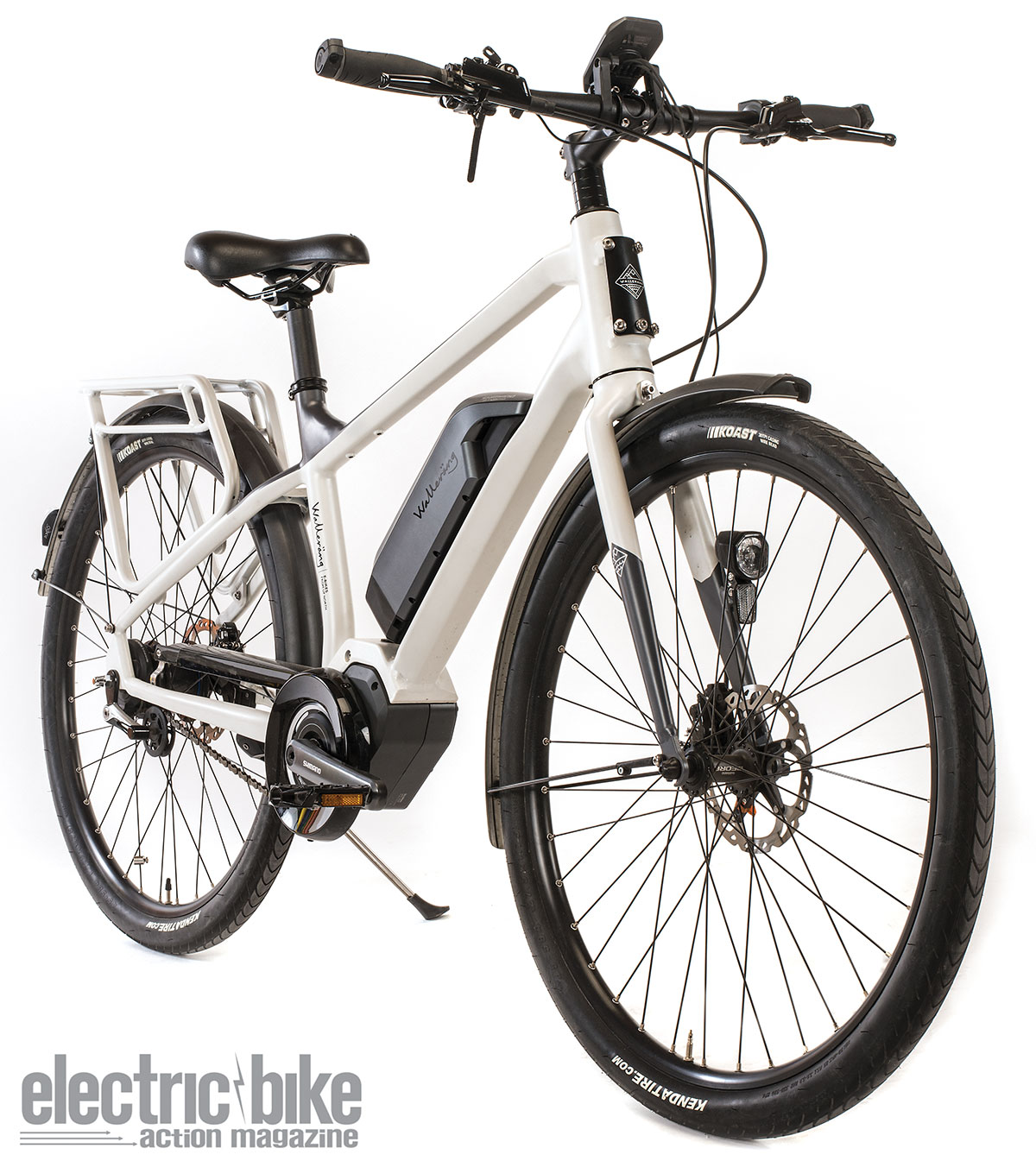 Navigating traffic and bike paths is fun in a bike with power to spare and the automatic shifting.