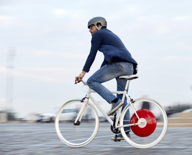 New Copenhagen Bolt-on Electric Bicycle Wheel From Superpedestrian