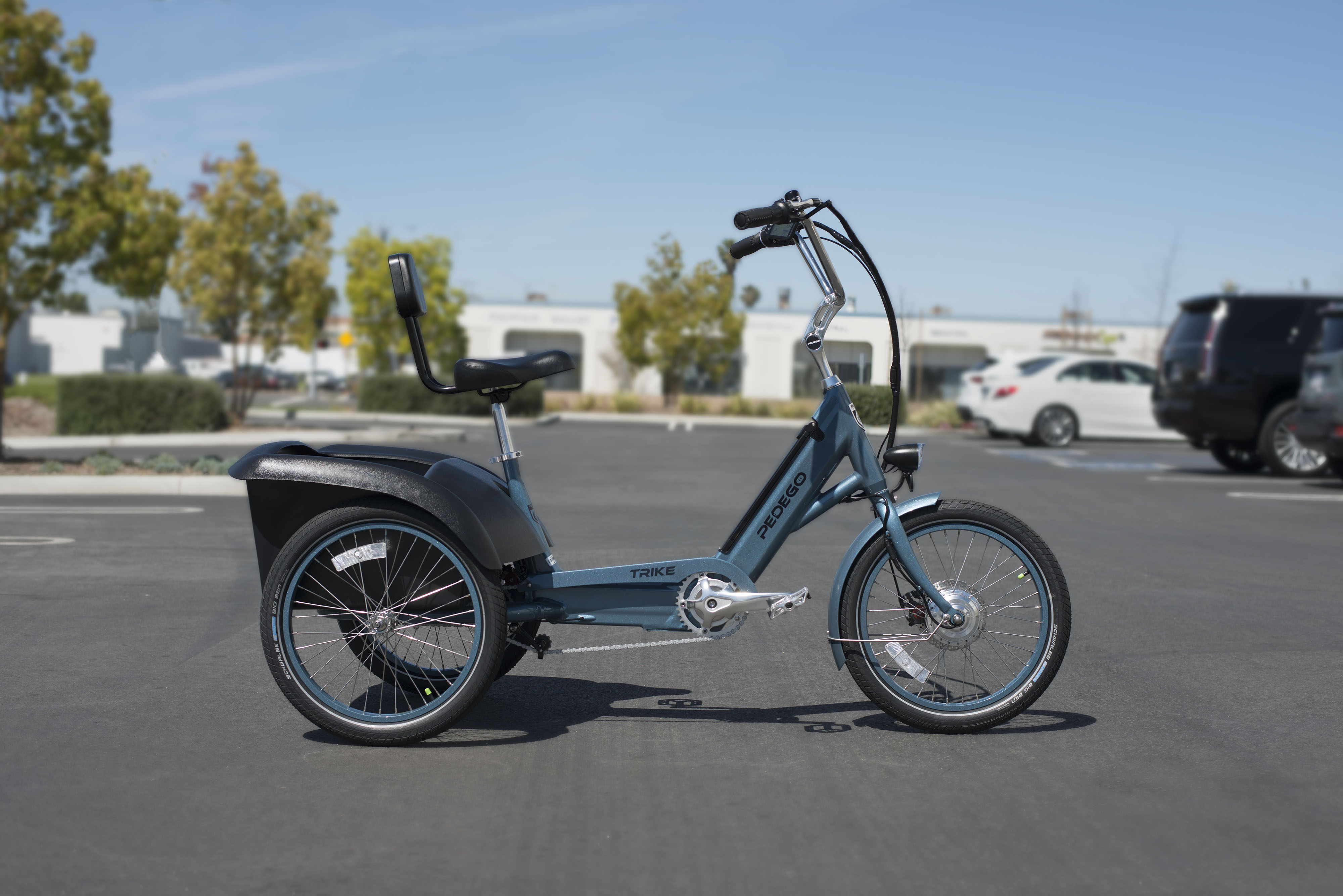 Pedego Debuts New Electric Trike Electric Bike Action