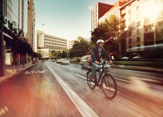 Bosch Acquires Cobi controls for e-bikes