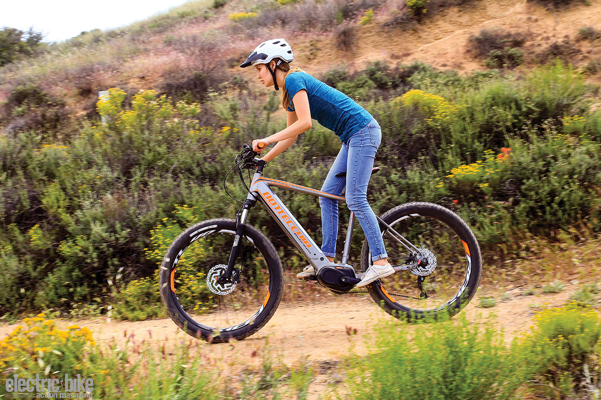 BIKE TEST: BOTTECCHIA BE31 KRYPTON MTB 27.5+ – Electric Bike Action
