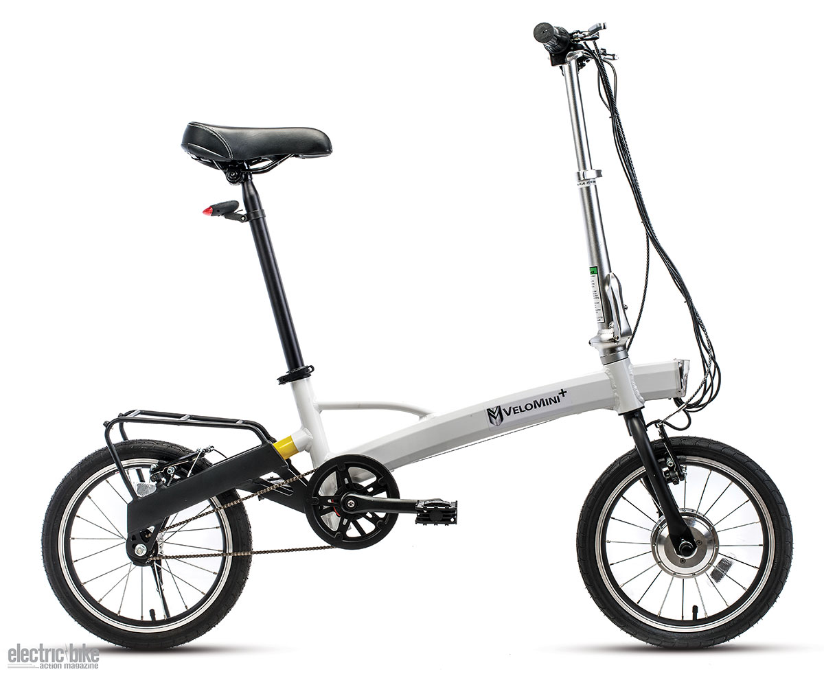 bike test velomini plus electric bike action. Black Bedroom Furniture Sets. Home Design Ideas