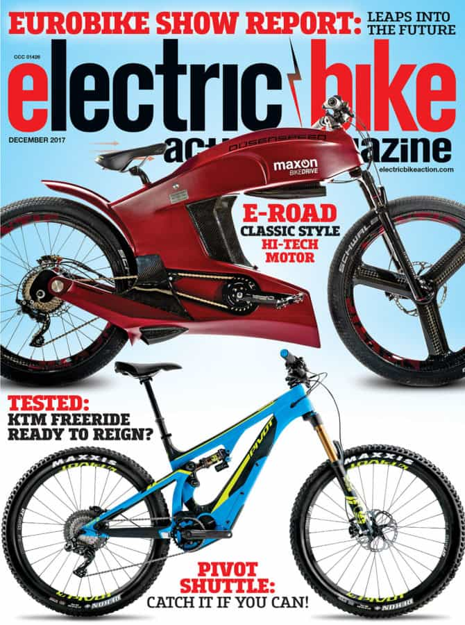 There Are So Many Ways To Get Electric Bike Action