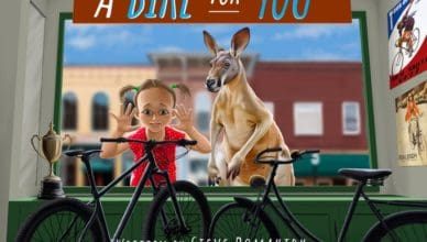A Bike For You by Steve Domahidy Illustrated by Rob Snow