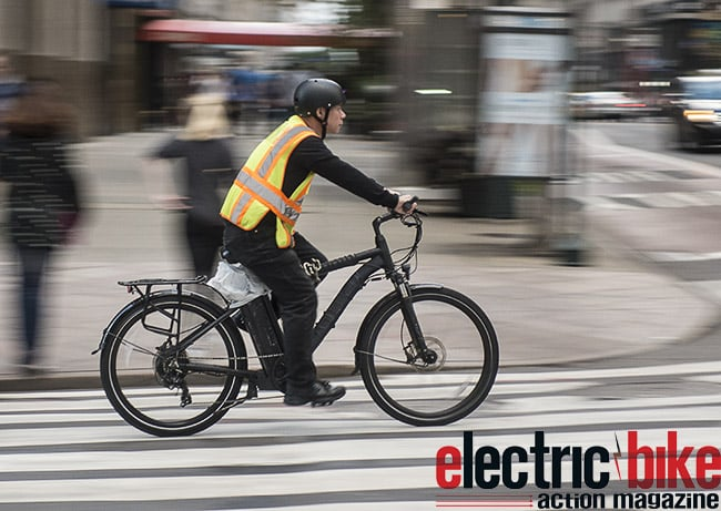 Nyc To Legalize Pedal Assist Electric Bicycles Electric