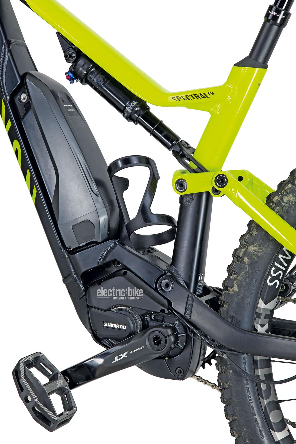 Bike Test - Canyon Spectral: ON 8 0 | Electric Bike Action