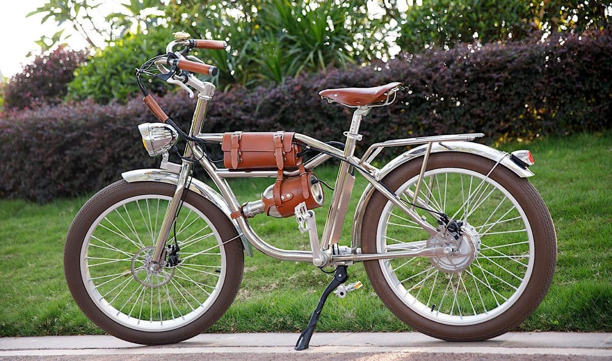 New Bike Discovery California Bicycle Factory Retro R