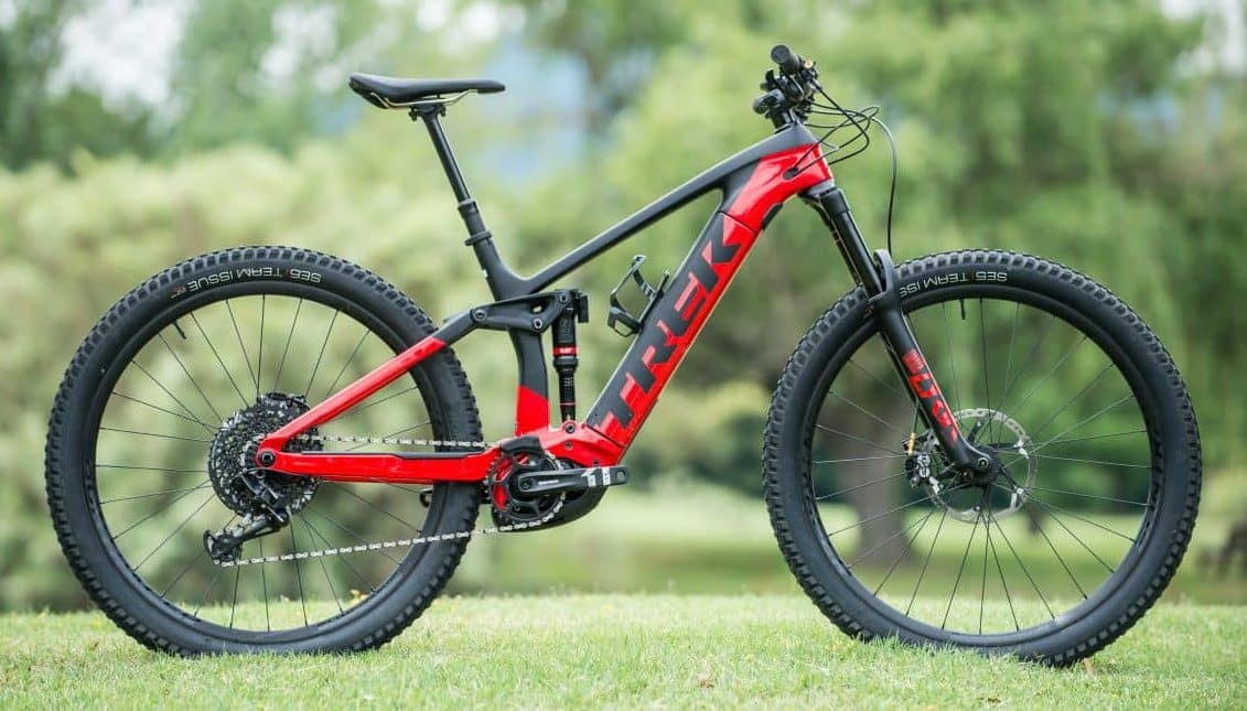 Best Road Bikes 2020.Trek Releases 2020 Rail And Powerfly Off Road E Bikes