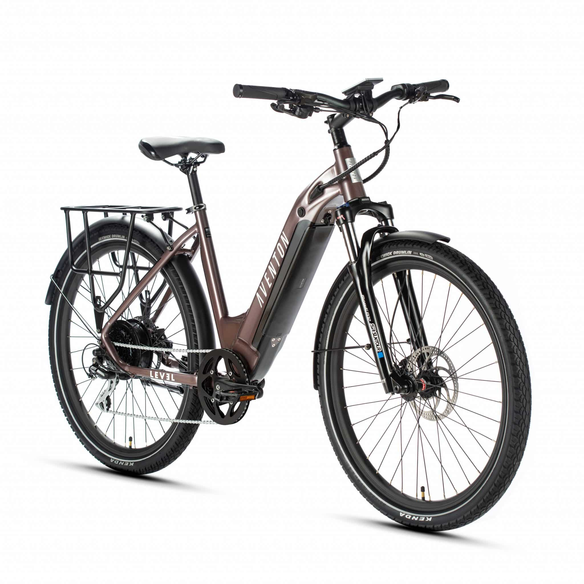 Aventon Announces New Step-Through Version of Level | Electric Bike Action