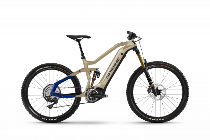 First Ride: 2021 Haibike ALL MTN 7