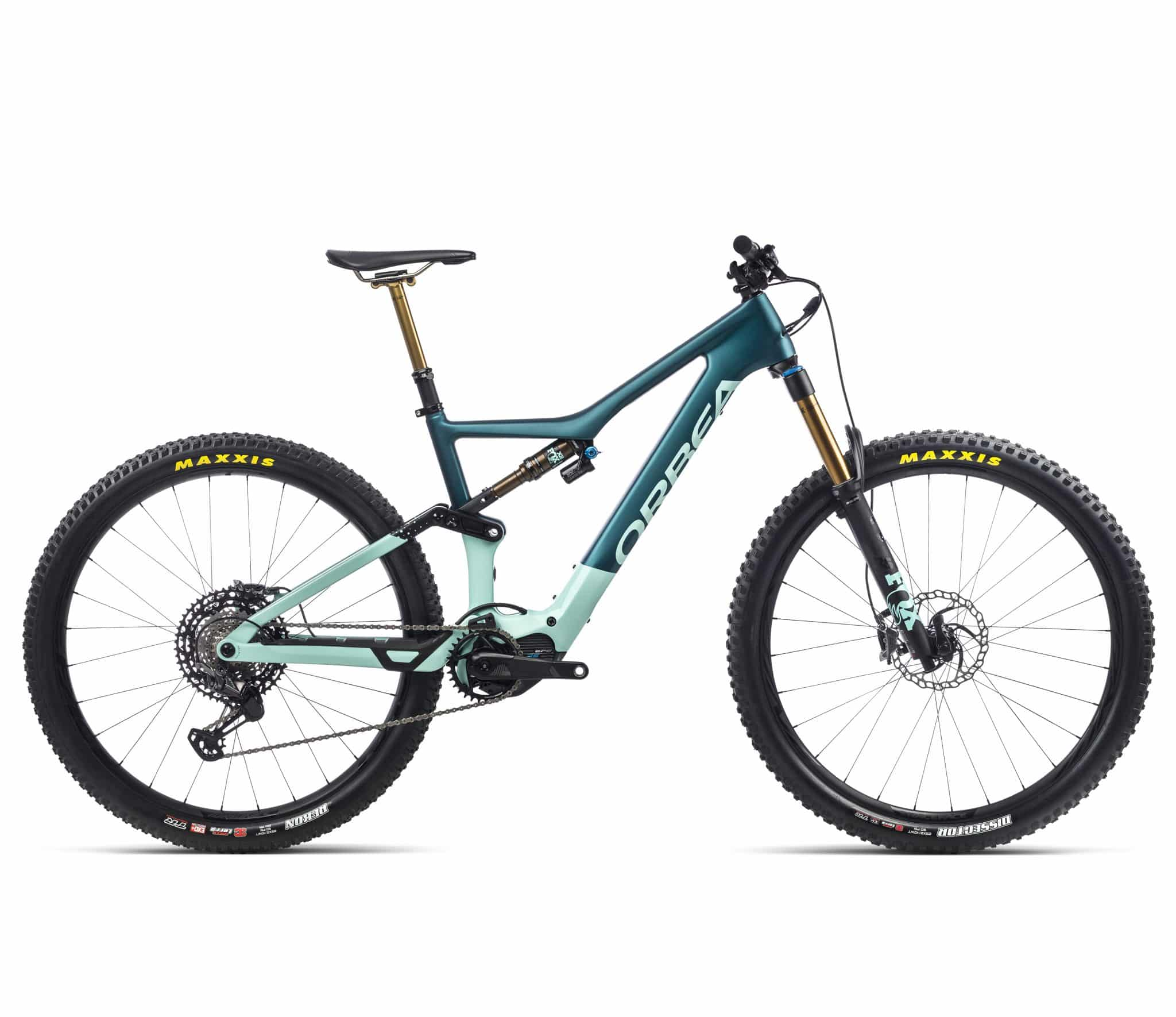 ORBEA'S NEW RIDER SYNERGY CONCEPT AND NEW BIKES | Electric Bike Action